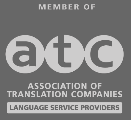 Full Member of the Association of Translation Companies